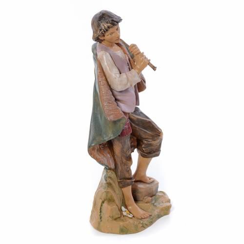 Flautista 30 cm. Fontanini s4
