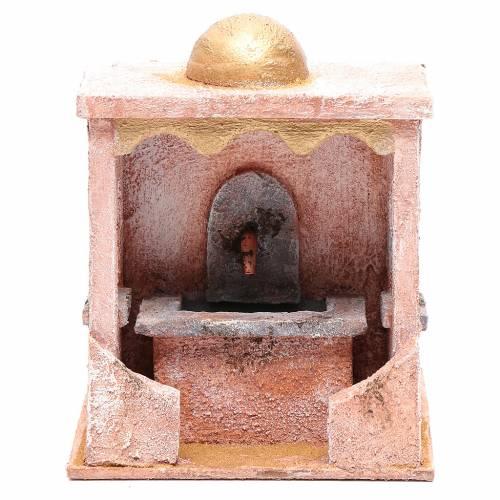 Fontana con pompa 20x15x15 cm 1