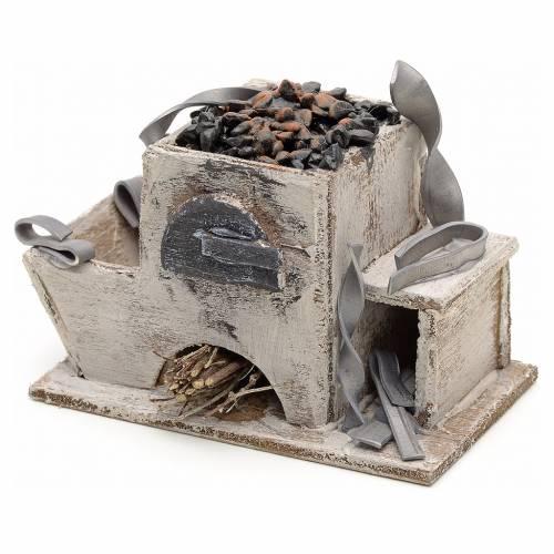 Forge en miniature crèche Napolitaine s1