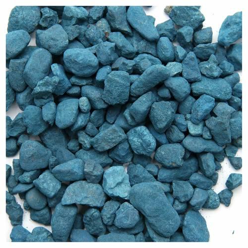 Ghiaia azzurra presepe 500 gr s1