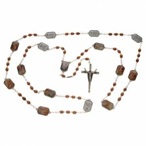Ghirelli chaplet, Way of the Cross 15 stations s5