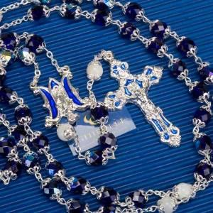 Rosario Ghirelli blu e madreperla s5