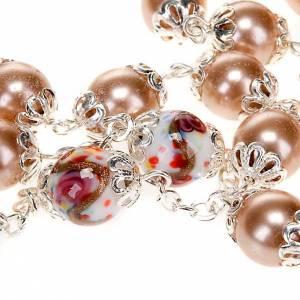 Ghirelli rosary Bohemia crystal glass beads s5