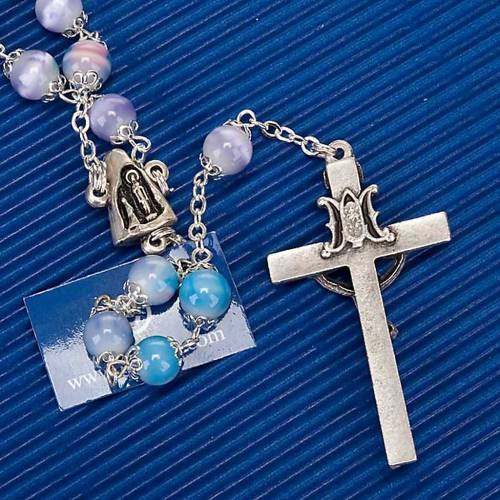 Ghirelli rosary Imacculate Mary s3