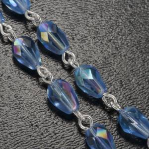 Ghirelli rosary, Lourdes, drops 6x4mm s5