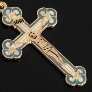 Ghirelli rosary Risen Christ 8 mm s3