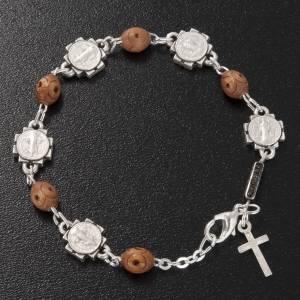 Ghirelli single-decade bracelet, Saint Benedict s2