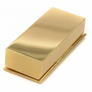 Tabernacles: Golden box for monstrance key