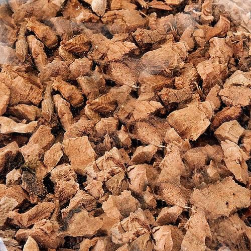 Grain de liège pour sol crèche à faire 75 gr s1