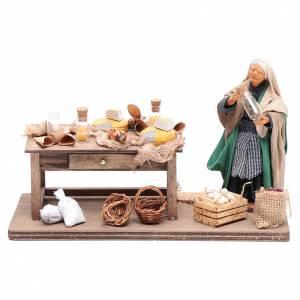 Neapolitan Nativity Scene: Grocery shop Neapolitan Nativity