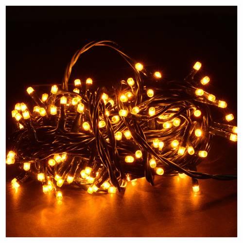 Guirlande 180 mini lucioles programmables cuivre pour intérieur s2