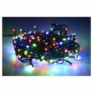 Guirlandes lumineuses de Noël: Guirlande de Noël 180 leds multicolore intérieur
