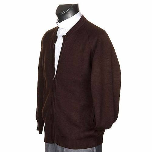 Habit jacket with zip and pockets s2