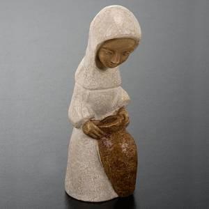 Krippe Bethlèem: Hirtenmädchen mit Amphore Kleine Krippe