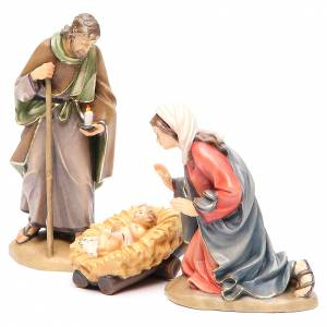 Holy Family, Orient model in painted Valgardena wood s2