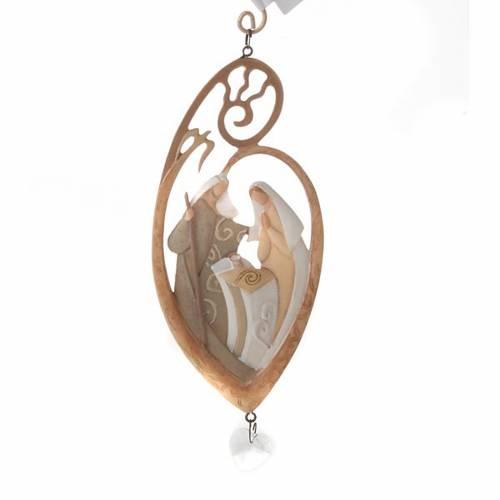 Holy Family ornament Legacy of Love s1