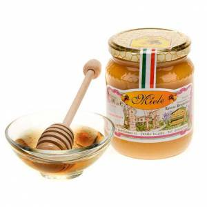 Products from the hive: Honey of Spanish esparcet 500gr- Finalpia Abbey