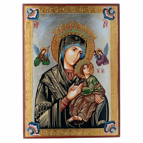 Icona Madonna del Perpetuo Soccorso Romania s1