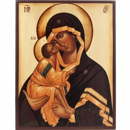 Icona Russa Madre di Dio Donskaja s1
