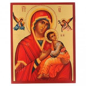 Icone Russia dipinte: Icona Russa Perpetuo Soccorso