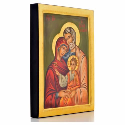 Icone Gecque Sainte Famille s2
