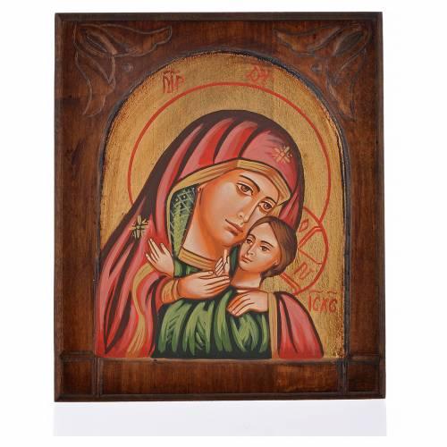 Icone Mère de Dieu de Kasperov Roumanie s1