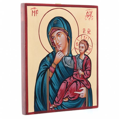 Icône mère de Dieu Paramithia s6