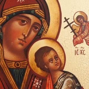 Icône russe Notre-Dame du Perpétuel Secours s2