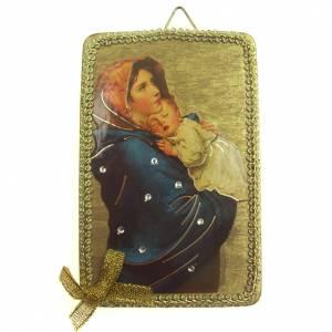 Image Vierge du Ferruzzi en bois s1