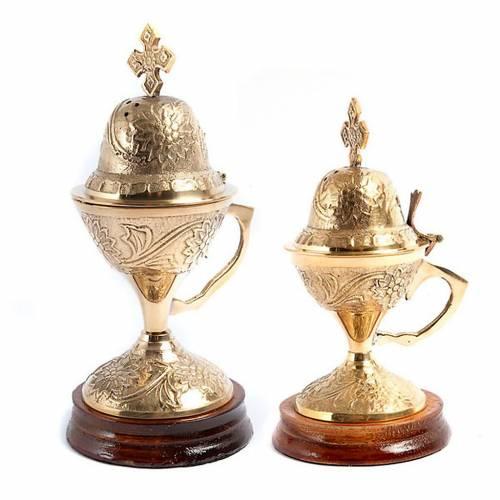 Indian style incense burner s1