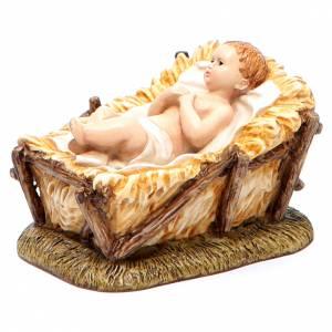Infant Jesus figurine, 11 cm Landi Nativity scene s3