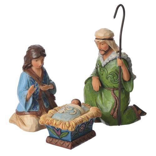 Jim Shore - Pint Nativity Set 13cm figurines, 9 pcs s2