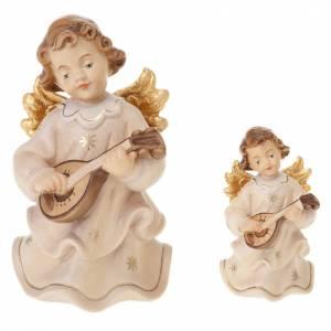 Engel: Klein Engel mit Mandoline