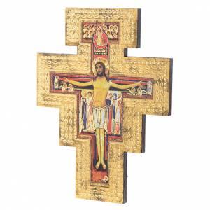 Kruzifixe aus Holz: Kruzifix Heilig Damiano