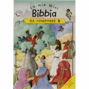 Libri per bambini e ragazzi: La Mia Mini Bibbia da comporre 4