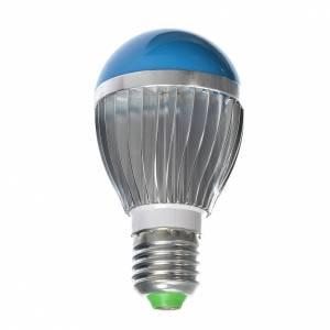 Luci presepe e lanterne: Lampada a led 5W dimmerabile blu presepe