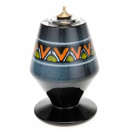 lampe conique en céramique s4