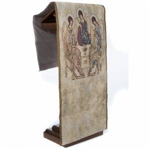 Lectern Cover the Holy Trinity s4
