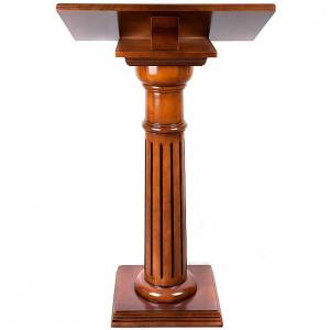 Lecterns: Lectern in wood 70 x 45 cm
