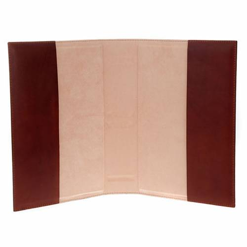 Lectionary cover, real leather 4 Evangelists s2