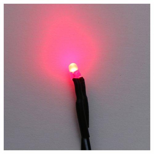 Led diam 3 mm luce rossa per centraline serie Frisalight s1