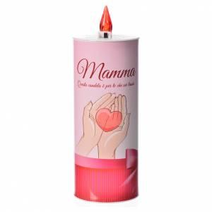 LED-Votivkerze 'Mamma'(Mutter) s1