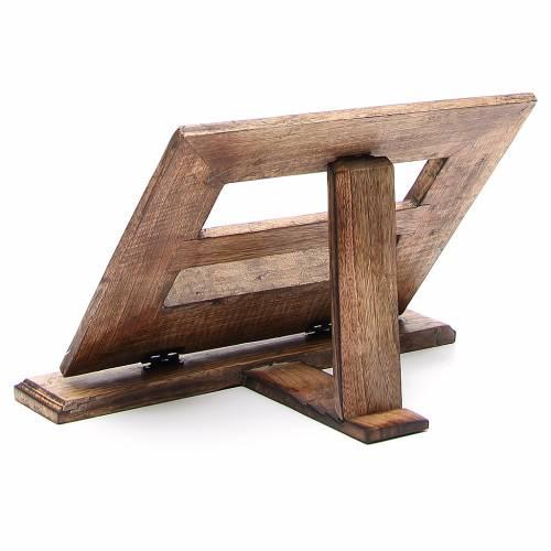 Leggio in legno economico stile antico s4