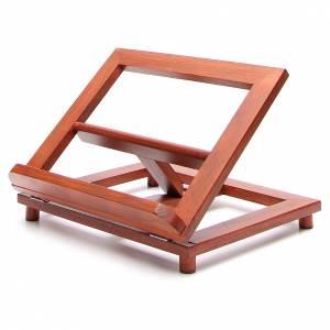 Leggii da tavolo: Leggio in legno 3 posizioni