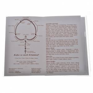 Calendari e altri libri religiosi: Libretto Santo Rosario Madonna Medjugorje