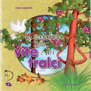 Libri per bambini e ragazzi: La parabola della Vite e dei Tralci