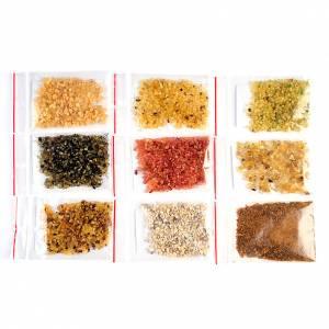 Incense samples: Liturgical incense samples