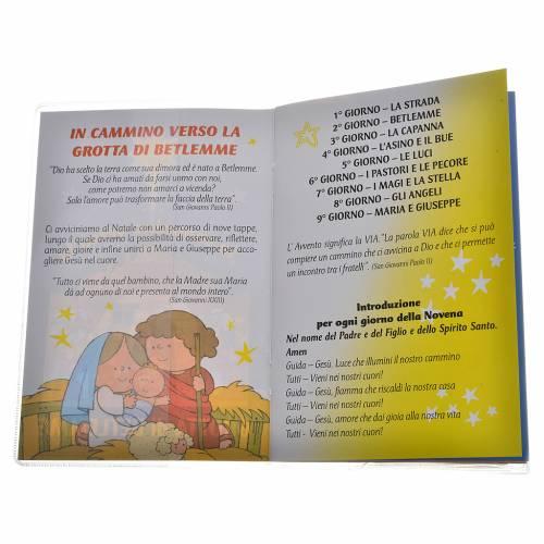 Livre Neuvaine Enfants Noël et chapelet IT s3