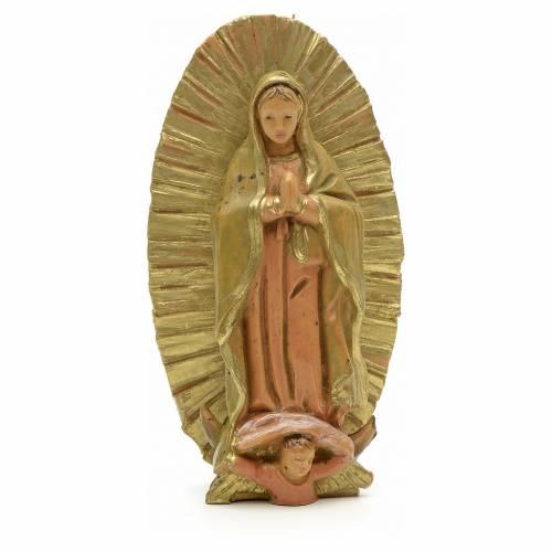 Madonna di Guadalupe 7 cm Fontanini s1