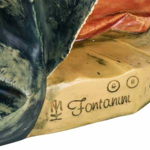 Statue per presepi: Maria presepe 85 cm resina Fontanini